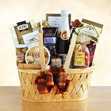napa valley thanksgiving gift basket