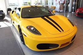 f430 ferrari yellow. 2007 ferrari f430 berlinetta ferrari yellow