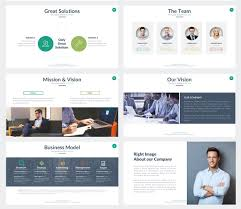 powerpoint company presentation best corporate powerpoint templates envato forums