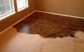 stained cement floors. Stain Interior Concrete Stained Cement Floors