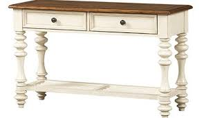 white sofa table. Sofa Table Design: New Collection Antique White With Distressed Console R