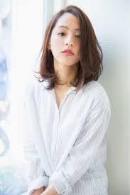 髪型ミディアムストレートは女性の味方男ウケ抜群hair