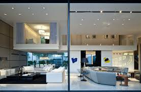 sophisticated modern home
