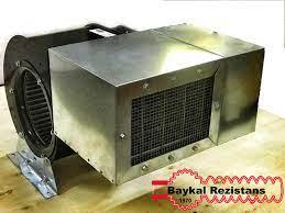 Elektrikli Fanlı Isıtıcılar - Baykal Rezistans