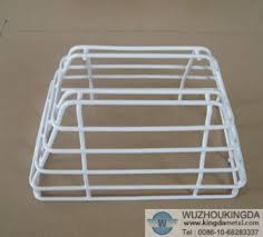 Plastic Coated Wire Racks PVC coated storage rackPVC coated storage rack supplierWuzhou 19