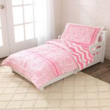 pink lace chevron toddler bedding set kidkraft design beddingpink setblush for