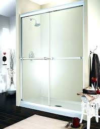 shower glass sliding door home depot doors astounding bathroom rug handles