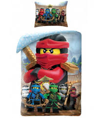 lego ninjago single cotton duvet cover