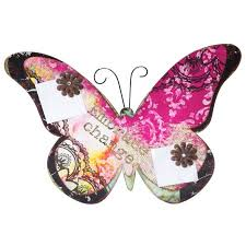 Butterfly Memo Board Fascinating Accessory Metal Butterfly Memo Board Spring Inspirations Walmart