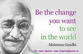 Gandhi Love Quotes Interesting Famous Quotes Of Mahatma Gandhi Inspirational And Motivational
