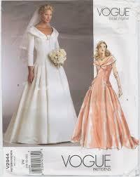 Vogue Bridal Patterns Cool Decorating Design