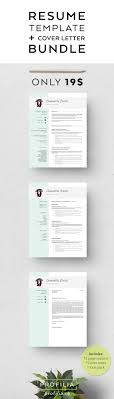 55 Best Cv Creatifs Images On Pinterest Resume Templates