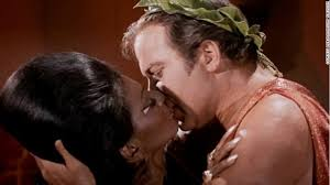 Movies first interracial kiss