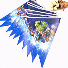 Avengers Party Decorations Online Get Cheap Avengers Party Supplies Aliexpresscom Alibaba