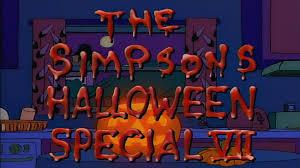 Treehouse Of Horror XVI  WikipediaSimpsons Treehouse Of Horror 1 Watch Online