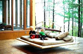hanging patio bed outdoor floating bed hanging bed swings hanging patio bed swing bed ideas to hanging patio bed outside
