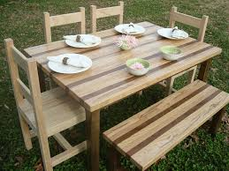 Butcher Block Farm Dining Table Buy A Hand Made Reclaimed Wood Dining Table Made To Order From