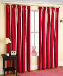 creative modern red curtain ideas and designs to inspire you with regard to size 1200 x