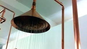 Copper shower fixtures Ideas Copper Shower Fixtures Fascinating Head Outdoor New Plumbing Exposed Caidenginfo Copper Shower Fixtures Fascinating Head Outdoor New Plumbing Exposed