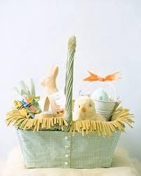 25 diy easter basket ideas from martha stewart