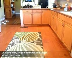 grey and brown kitchen rugs gray impressive to cover floors alluring for