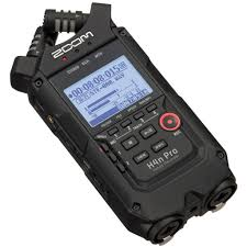 <b>Рекордер Zoom H4n</b> Pro Black черный