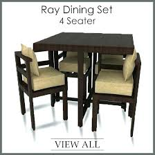 Four Dining Room Chairs Best Design Inspiration