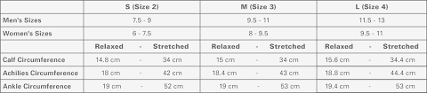 Nike Soccer Jersey Size Chart Nike Socks Size Chart Image Sock And Collections