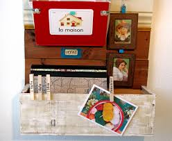 Mail Organizer Plans Diy Jumbo Clothespin Mail Sorters Crafthubs