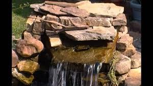 Diy Pool Waterfall Diy Pond Waterfall Diffuser Spillway Youtube