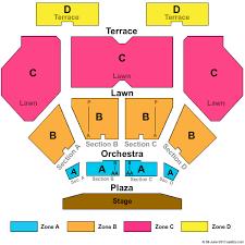 Fraze Pavilion Seating Chart