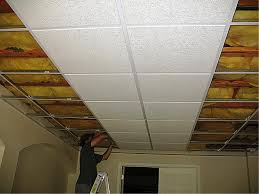 Peachy Ideas Basement Drop Ceiling For Basements Ideas