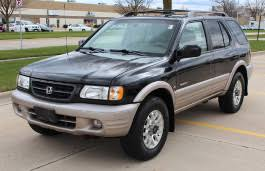 Detailed specs and features for the used 2000 honda passport including dimensions, horsepower, engine, capacity, fuel economy, transmission, engine type, cylinders, drivetrain and more. Honda Passport 2000 Wheel Tire Sizes Pcd Offset And Rims Specs Wheel Size Com