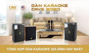 Trọn Bộ Dàn Karaoke Gia Đình giá rẻ chính hãng hát hay nhất