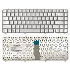 Клавиатура для ноутбука HP (Pavilion dv5, dv5t, dv5-1000, dv5-1100, dv5-1200) rus, silver