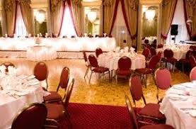 Table Layout Of A Wedding Reception