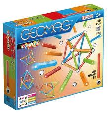 <b>Магнитный конструктор GEOMAG Confetti</b> 351-35 — купить по ...