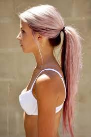 Die Besten 25 Pastellrosa Haare Ideen Auf Pinterest Blassrosane