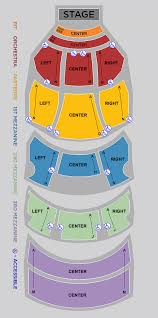 Dolby Theater Seating Chart Agt Best Picture Of Chart