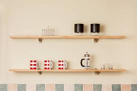wall shelves uk x: solid oak shelving oak wall mounted shelves mm lg