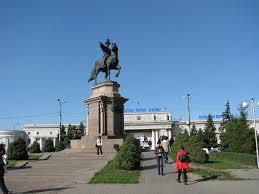 Достопримечательности Алматы Советский период