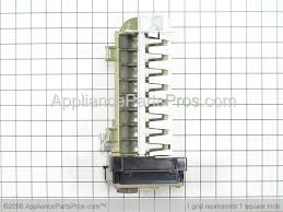 whirlpool replacement icemaker for kitchenaid ks20evms8 leaking ap4135008 from appliancepartspros com