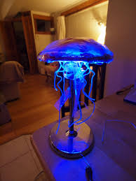 How To Make Jellyfish Lights Jellyfish Lamp 15 Steps With Pictures Instructables