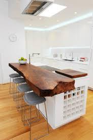 44 reclaimed wood rustic countertop ideas 2