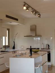 spot lighting for kitchens. eliyahu berlin modernkitchen spot lighting for kitchens