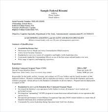 Military Resume Template Bellaroo Co