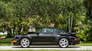 1994 Porsche 911 Turbo Coupe | S42 | Monterey 2016