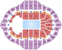 Spokane Arena Seating Chart Disney On Ice 41 Disclosed Disney On Ice Bridgestone Arena