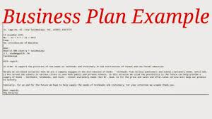 how to make a business plan free