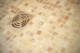 a shower drain
